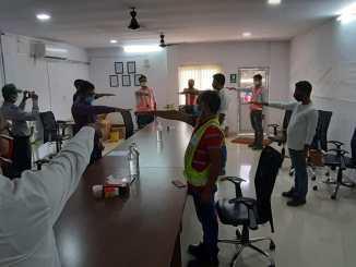 DFCCIL Employees