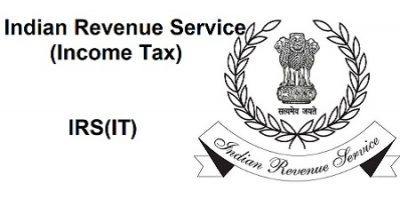 IRS IT logo indian bureaucracy