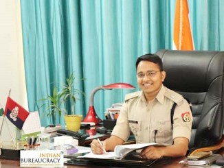 Vineet Jaiswal IPS UP