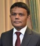 H E Dr Hussain Niyaaz