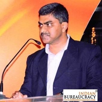 K Raveen Kumar Reddy IRTS