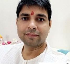 Rahul IRTS NITI Aayog