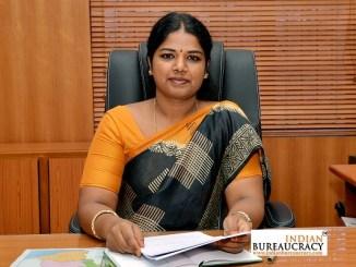 Shilpa Prabhakar Satish IAS