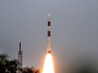 successful launch of PSLV-C49
