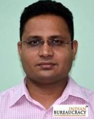 Jitender Yadav IAS AGMUT