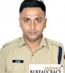 Ravi Kumar IPS UP 2015