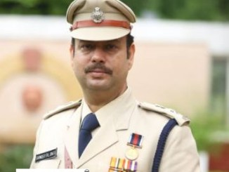 Surinder Pal Singh IPS