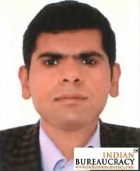 Abhishek Dev IAS AGMUT
