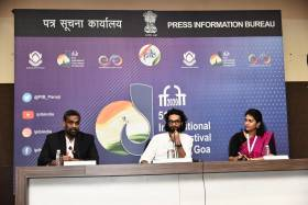Film Makers of IFFI-51 Indian Panorama meet the Media