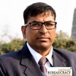 Kumar Ravi IAS Bihar