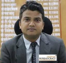 Manish Kumar Verma IAS UP