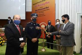 NDRF celebrated its 16th Foundation Day