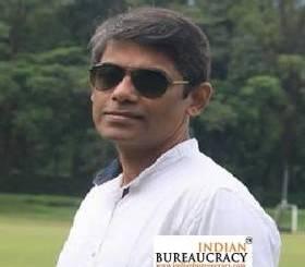 Palaniswamy Subramanyan Karthigeyan IFS