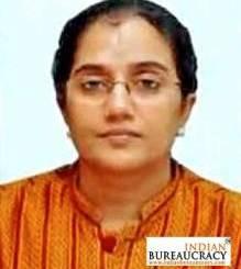 Pragya Richa Srivastava IPS MP