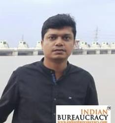 Raushan Kumar Singh IAS MP