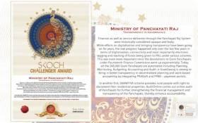 SKOCH Challenger Award