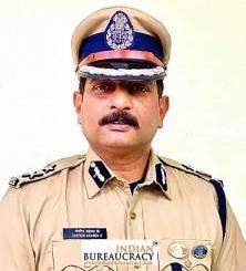 Shefeen Ahamed K IPS Odisha