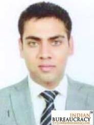 Sudhanshu Gautam HCS Haryana
