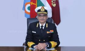 Surgeon Vice Admiral Rajat Datta