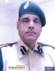 U L Chhanwal IPS Rajasthan