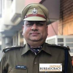 Vineet Kumar Bansal IPS RJ
