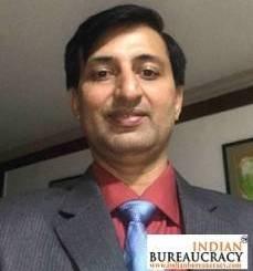 Abhay Kumar IRS