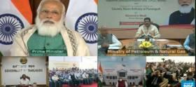 PM Modi dedicates