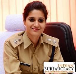 Priyanka Kashyap IPS AGMUT