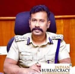 R Sathiyasundaram IPS AGMUT