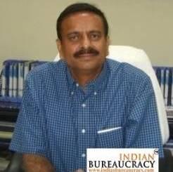 Ranjan Prakash Thakur IRTS