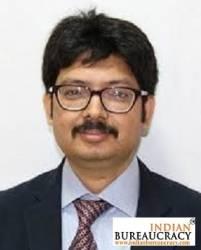 Rupesh Thakur IAS AGMUT