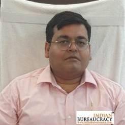 Sanjiv Ranjan IAS UP