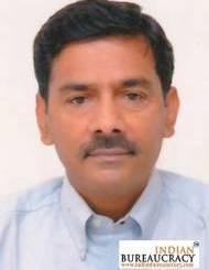 Shailendra Singh IAS MP
