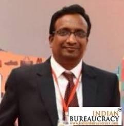 Vivek L Bhimanwar IAS MH