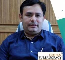 Amit Meena IAS KL