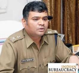 Amol Venukant IPS JH