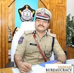Anil Kumar IPS Telangana