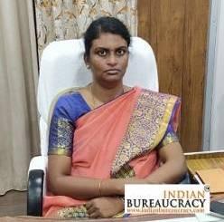M Arunmozhi IAS UP