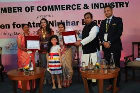 BRICS CCI WE Women for Atmanirbhar Bharat Summit & Awards