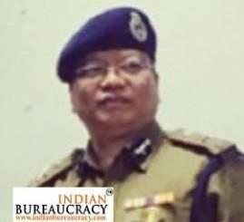David Lalrinsanga IPS agmut