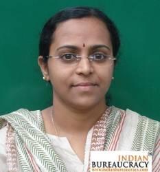 Deepa D Nair IFoS Tripura