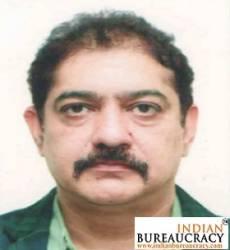 Sanjeev Ahuja IAS AGMUT