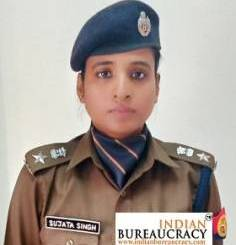 Sujata Singh IPS UP