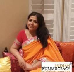 Tripti Mathur Mehra IRAS