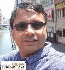 Ved Prakash Mishra IRS