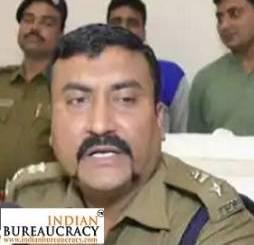 Ajeet Singh Yadav IPS West Bengal