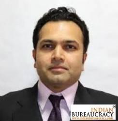 Akash Tripathi IAS MP