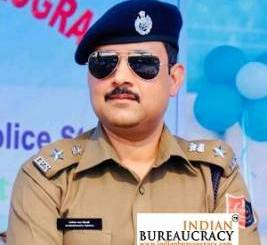 Nagendra Tripathi IPS WB