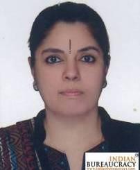 Pragya Kewalramani IAS RJ