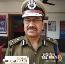 Rajesh Kumar Pandey IPS UP